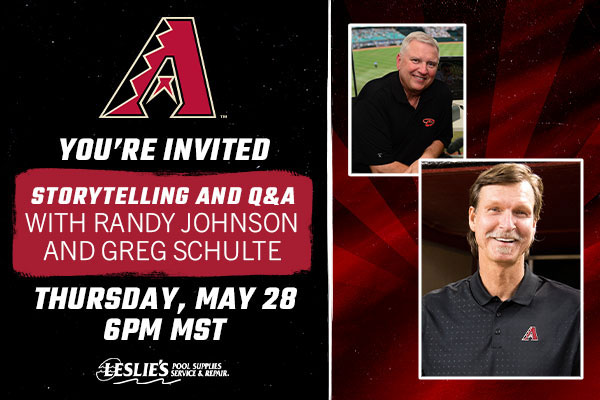 QA with Randy Johnson and Greg Schulte