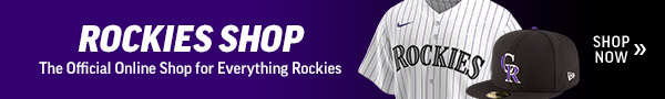 Rockies.com Shop. The official online shop for everything Rockies. Shop now.