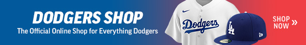 Dodgers SHOP. The official online shop for everything Dodgers. Shop Now.