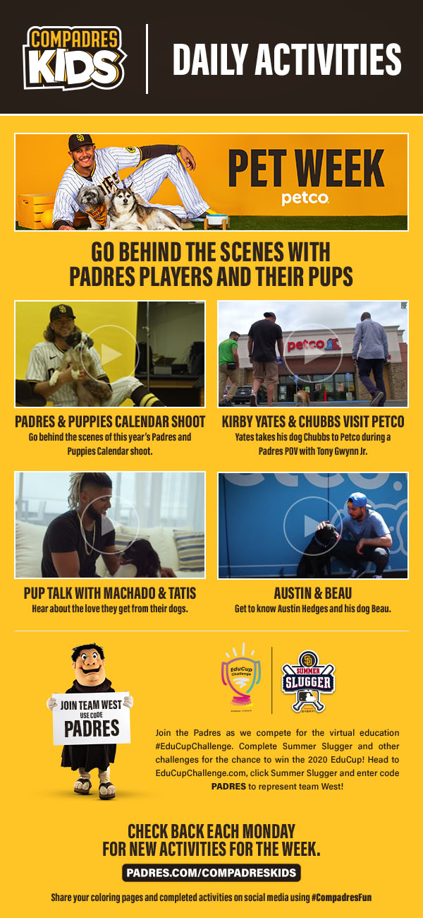And loads more pet-themed activities
