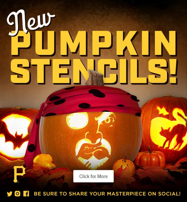 New Pumpkin Stencils. Share on Social. Click for more.