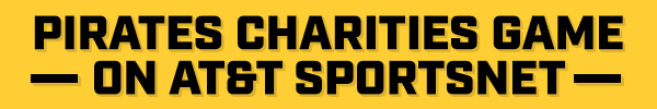 Pirates Charities Game on AT&T SportsNet